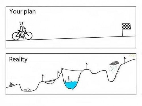 your plan reality