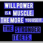 WillpowerMuscle