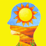 sunny brain