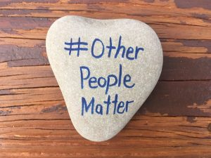 help - other people matter