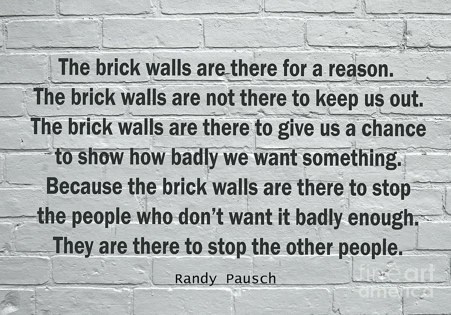 knapsack - brick wall