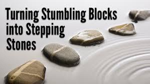 knapsack - stepping stones